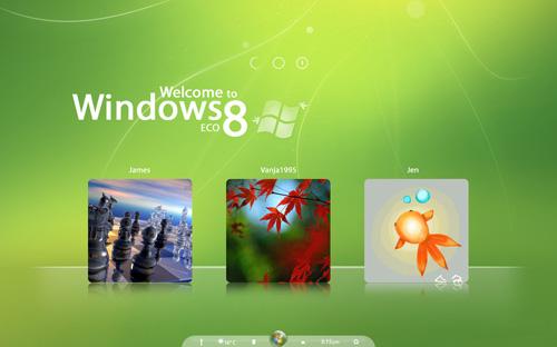 Windows 8 — первое впечатление