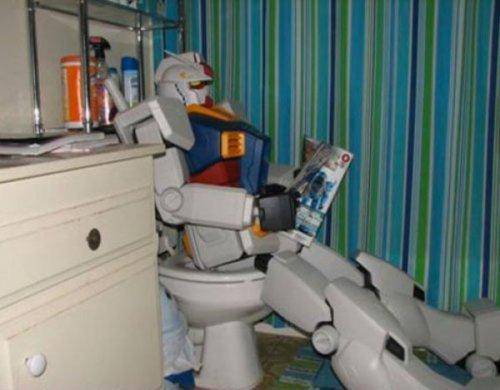 Робот-гигант от японской корпорации