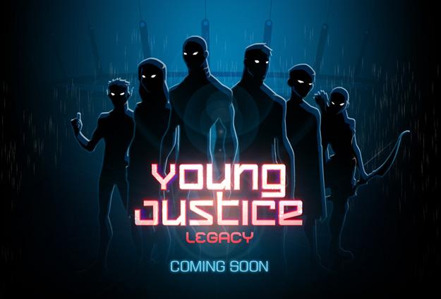Договор о создании нового экшена Young Justice: Legacy подписан