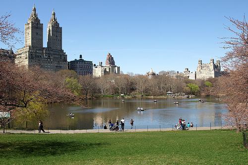 Достопримечательность Нью-Йорка – Центральный парк