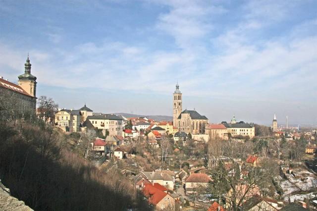 Старинный город Чехии – Кутна Гора