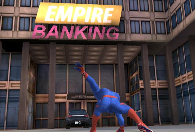 Amazing Spider-Man — новый экшн для Android
