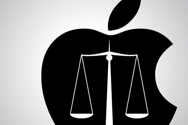 Обвинения в сторону компании Apple