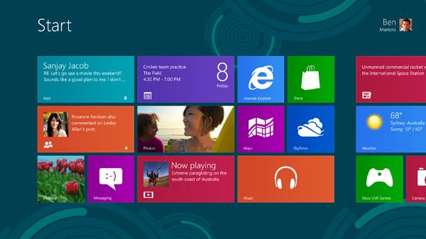 Обновление до Windows 8 Pro можно получить всего за 40 долларов