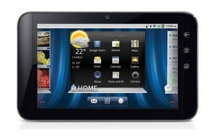 Новый планшет презентовали на CES 2012