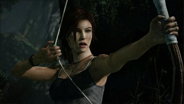 Разработчикам Tomb Raider пришлось убрать из игры возможность ездить верхом