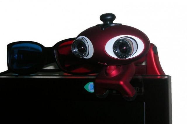 3D web камеры