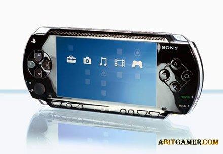 Игровая консоль PSP