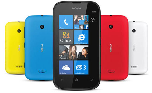 Nokia планирует запуск 4-дюймового WP8-смартфона Flame