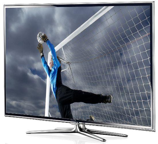 Samsung представляет тонкие LED-телевизоры серии ES6800