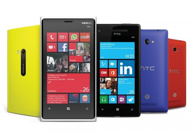 За 2012 год Windows Phone Store пополнился более чем на 75 тыс. приложений