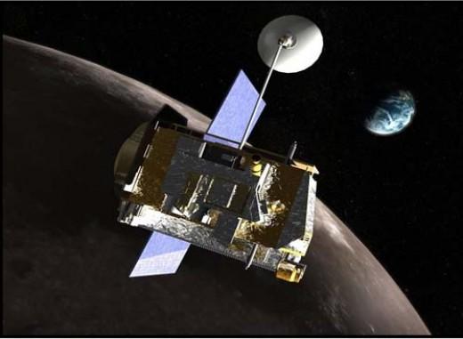 Лазерная связь с LRO
