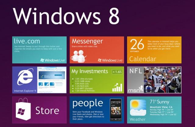 Продажи Windows 8 по-прежнему разочаровывают