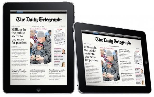 Новости про iPad