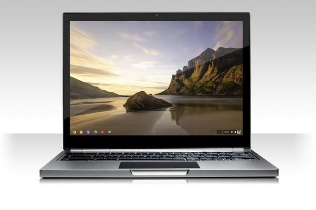 Официально представлен «хромбук» — Google Chromebook Pixel