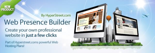 Преимущества использования Web Presence Builder для создания сайта