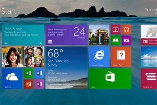 Microsoft презентовала Widows 8.1.