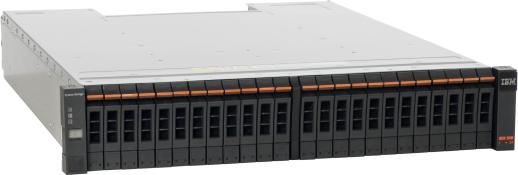 Использование IBM Storwize v7000