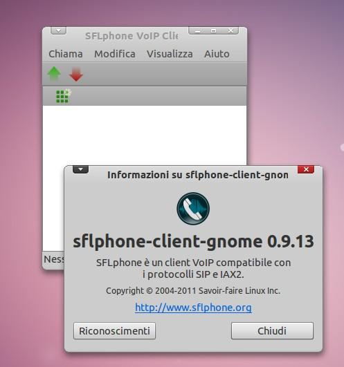Учим SFLphone открывать tel и callto-ссылки в браузере